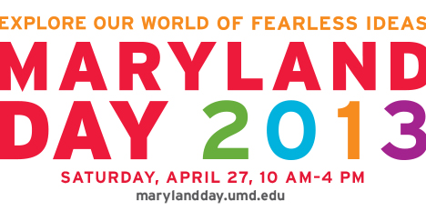 Maryland Day 2013