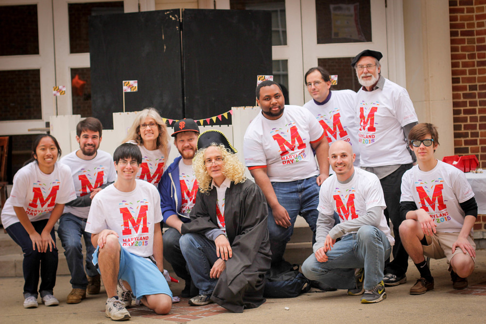 MD Day Volunteers