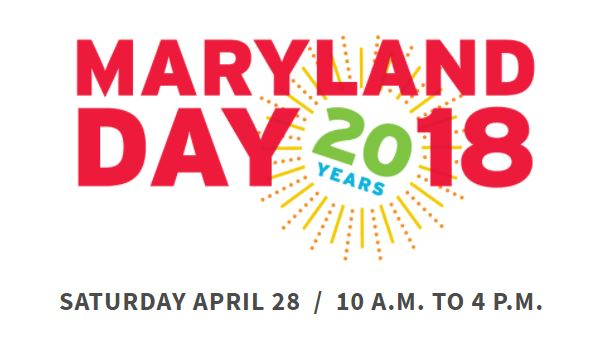 maryland day 2018 graphic
